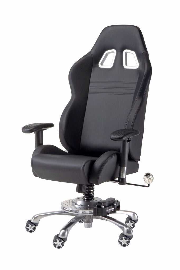 Pitstop GT Office Chair - Black