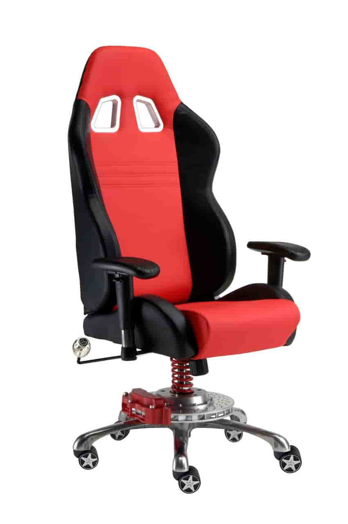 Pitstop GT Office Chair - Red