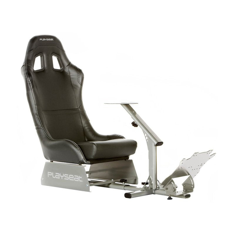 Playseat® Evolution- Black w/Silver Frame