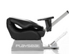 Image of Playseat® Evolution- Black w/Silver Frame