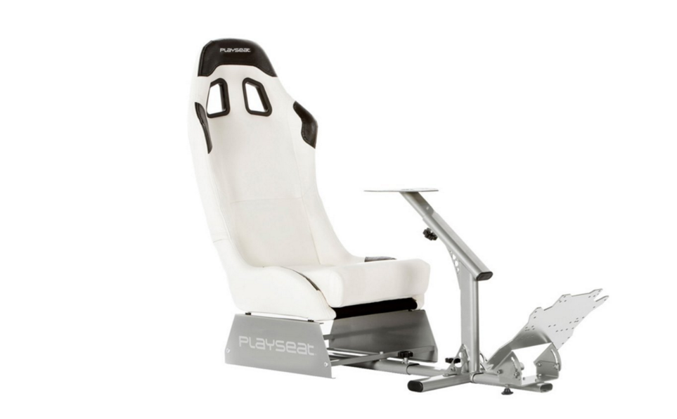 Playseat® Evolution - White Racing Simulator