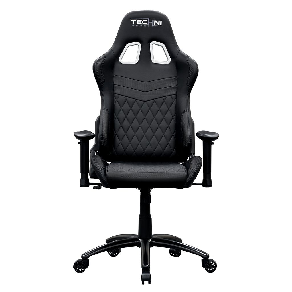 Techni Sport RTA TS51 Black Gaming Chair