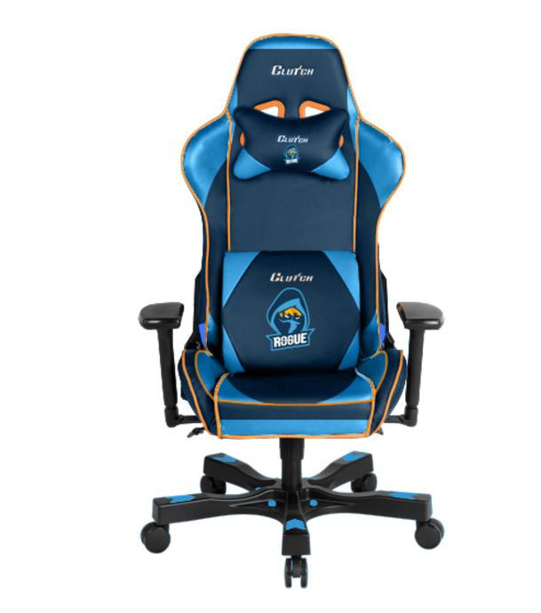 "Clutch Crank Series ""Rogue"" Gaming Chair"