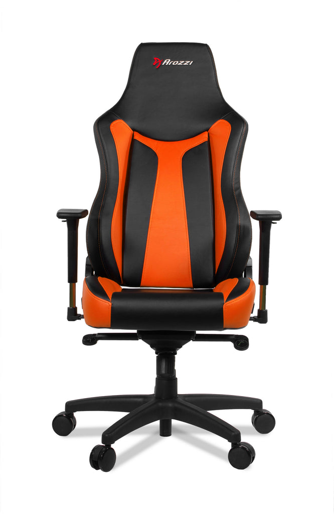 Arozzi Vernazza Racing Style Ergonomic Orange Gaming Chair