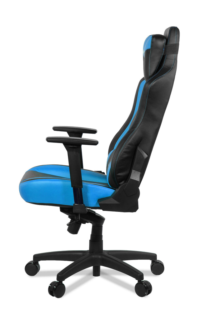 Arozzi Vernazza Racing Style Ergonomic Blue Gaming Chair