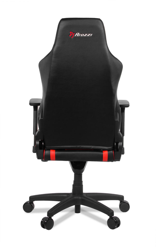 Arozzi Vernazza Racing Style Ergonomic Red Gaming Chair