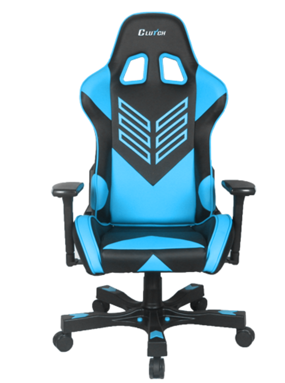"Clutch Crank Series ""Onylight Edition"" Gaming Chair"