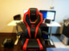 Image of E-Blue Auroza X1 LED Red Gaming Chair