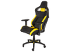 Image of Corsair T1 Race Yellow Gaming Chair