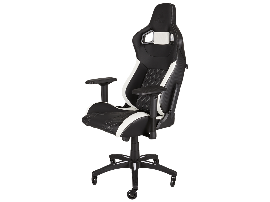 Corsair T1 Race White Gaming Chair