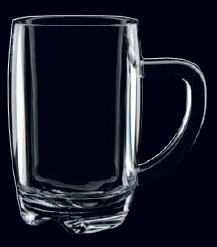 Vivaldi Beer Mug 15oz