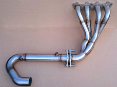 Exige S 2ZZ-GE 4-1 Manifold & Test Pipe