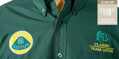 Classic Team Lotus Race Shirt