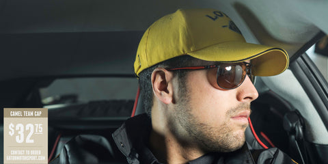 Camel Team Lotus Cap