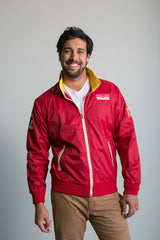 Gold Leaf Team Lotus Nylon Jacket