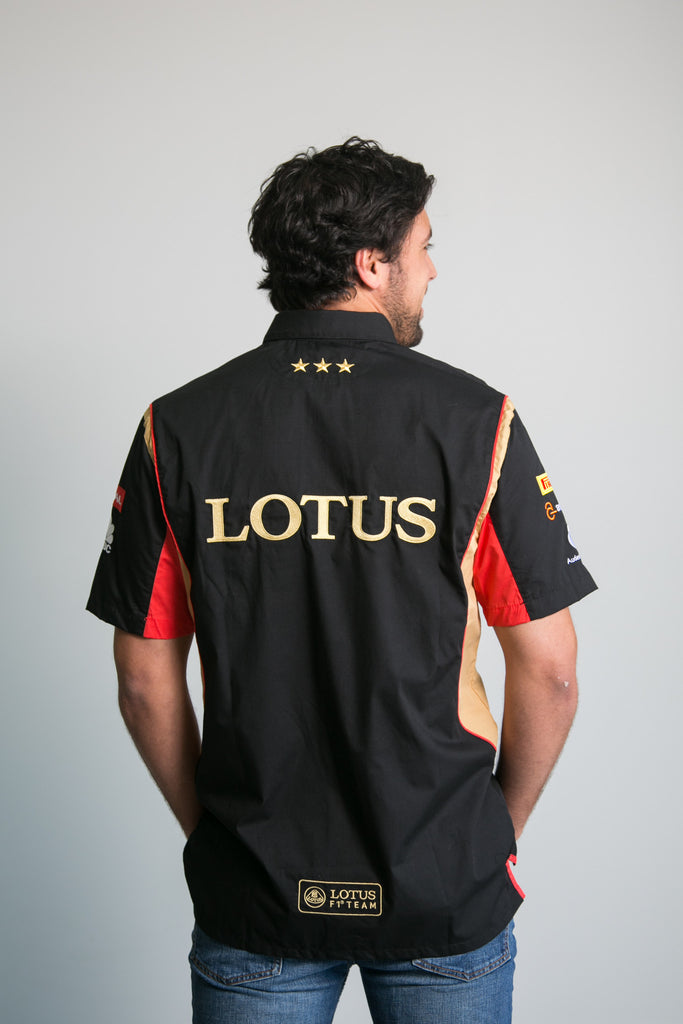 Lotus F1 Team Unisex Replica Race Shirt