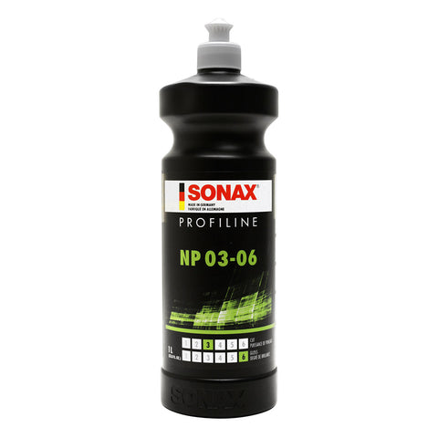SONAX NP 03-06 (Nano Polish)  250ml