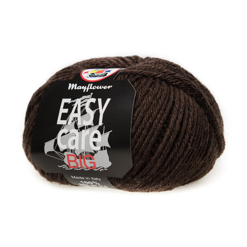 Easy Care Big - Mayflower - 118 - Mørkebrun (Udgår)