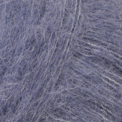 Brushed Alpaca Silk - 13 - Jeansblå - Uni Colour