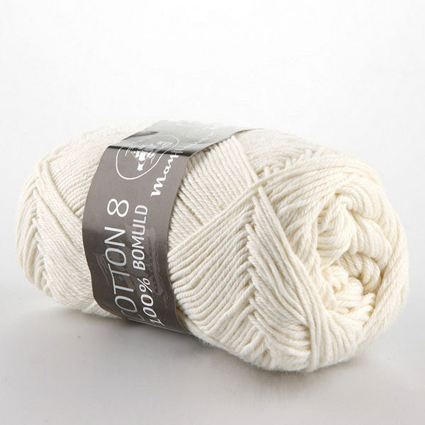 Cotton 8/4 - Mayflower - 1401 - Natur