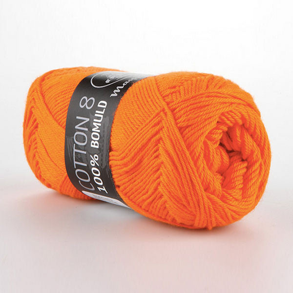 Cotton 8/4 - Mayflower - 1406 - Orange