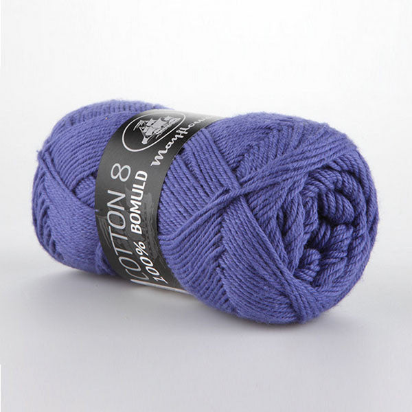 Cotton 8/4 - Mayflower - 1417 - Lavendel