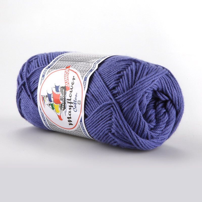 Cotton 8/4 Junior - Mayflower - 1417 - Lavendel