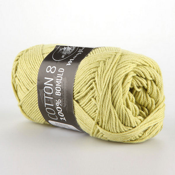 Cotton 8/4 - Mayflower - 1426 - Lime