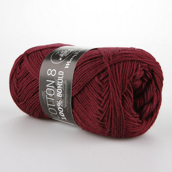 Cotton 8/4 - Mayflower - 1454 - Bordeaux