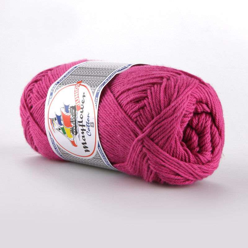 Cotton 8/4 Junior - Mayflower - 1470 - Cerise