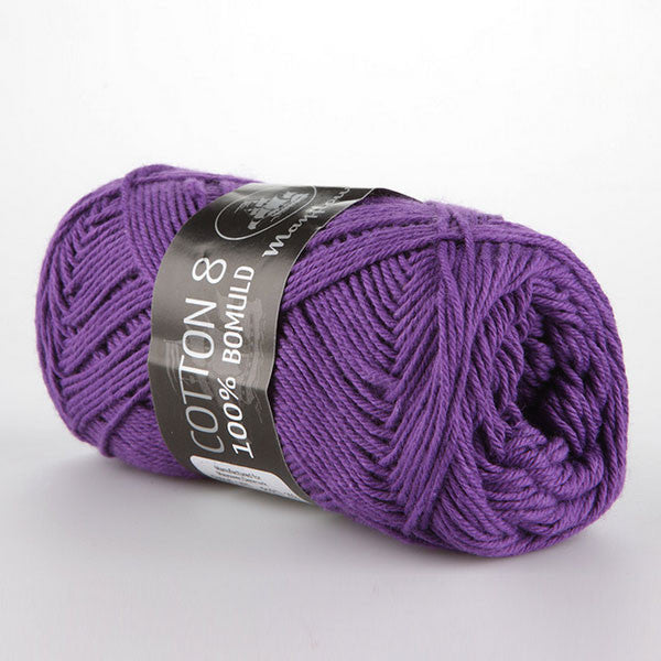 Cotton 8/4 - Mayflower - 1477 - Lilla