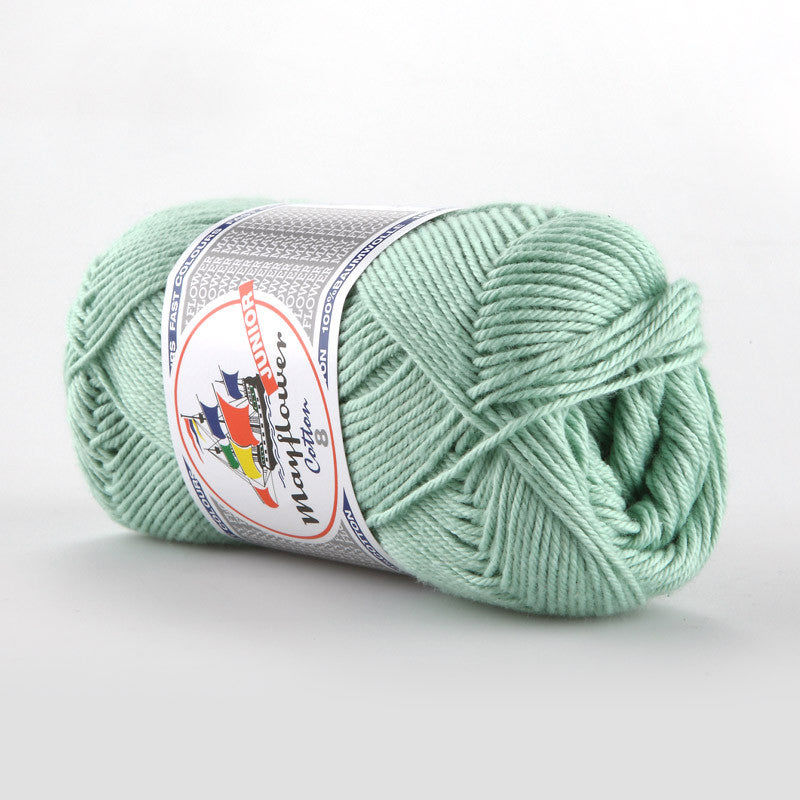 Cotton 8/4 Junior - Mayflower - 1492 - Mintgrøn