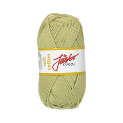 Soft Cotton 8/8 - Järbo Garn - 8863 - Khakigrøn