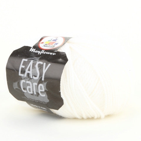 Easy Care - Mayflower - 001 - Hvid