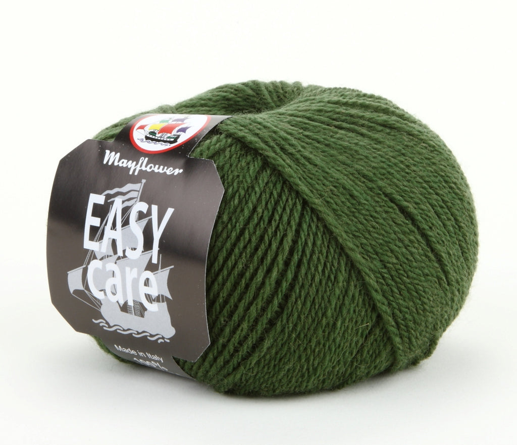 Easy Care - Mayflower - 078 - Armygrøn (Udgår)