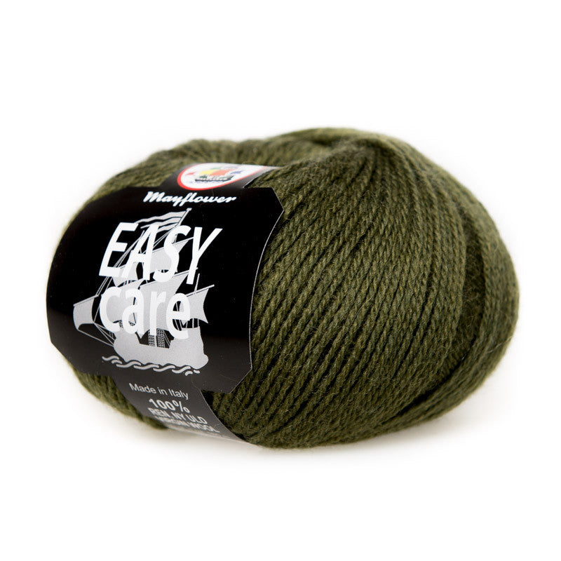 Easy Care - Mayflower - 091 - Mørk Oliven