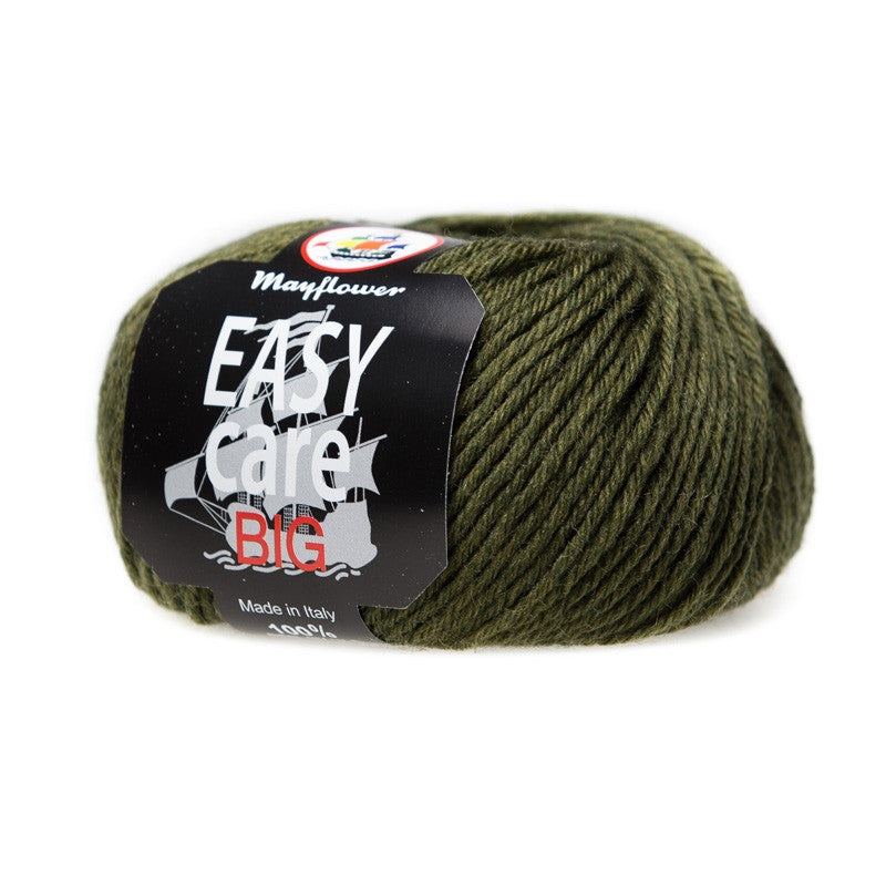 Easy Care Big - Mayflower - 191 - Mørk Oliven