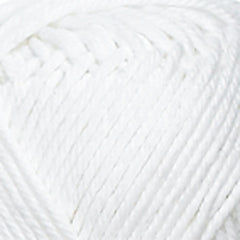 Soft Cotton 8/8 - Järbo Garn - 8800 - Hvid
