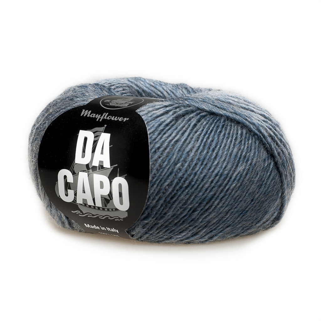 Da Capo - Mayflower - 21 - Jeansblå