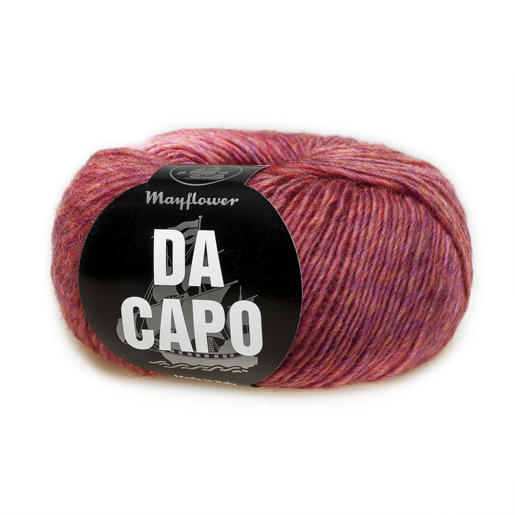 Da Capo - Mayflower - 23 - Rød