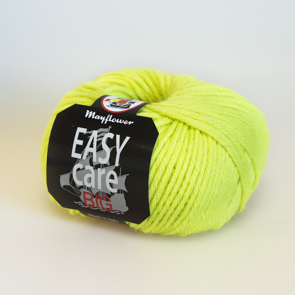 Easy Care Big - Mayflower - 174 - Neongul (Udgår)