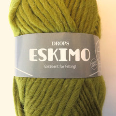 Eskimo - 06 - Oliven - Uni Colour