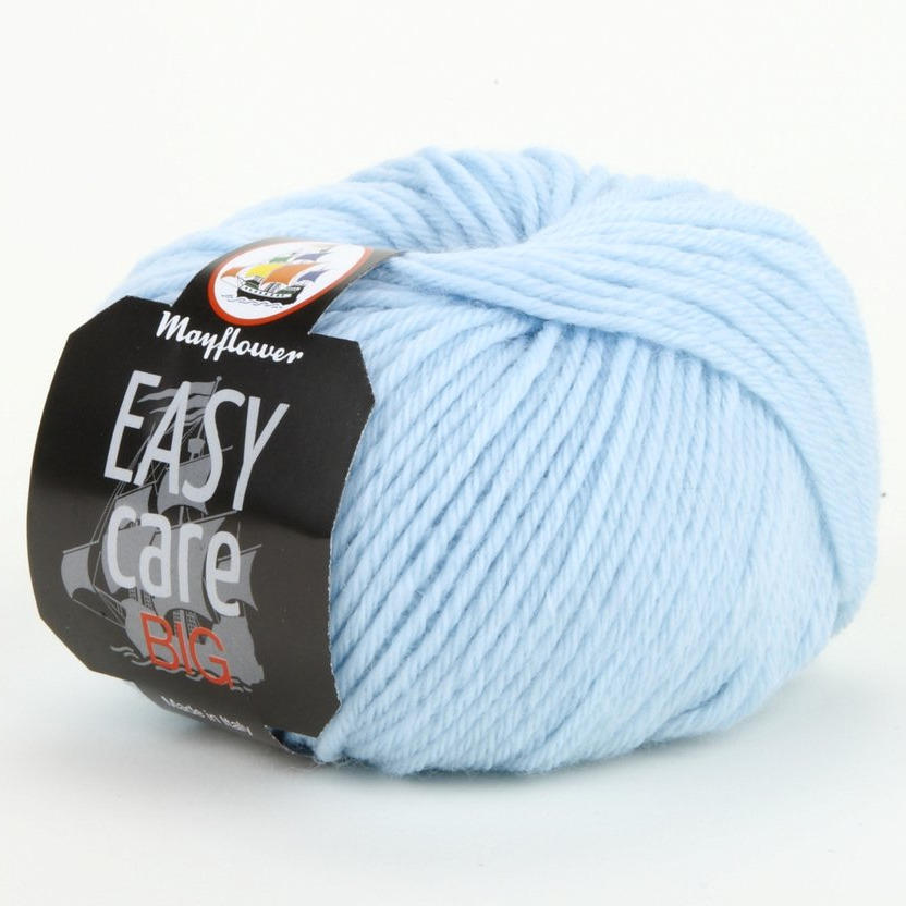 Easy Care Big - Mayflower - 102 - Isblå