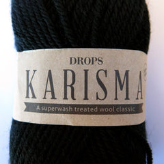 Karisma - 05 - Sort - Uni Colour