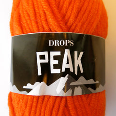 Peak - 10 - Orange - Uni Colour (Udgår)