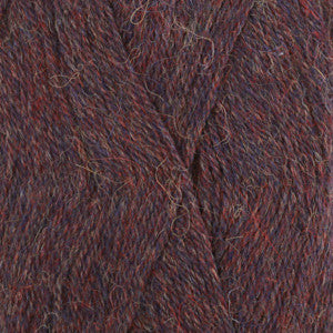 Alpaca Mix - 6736 - Navy / Purple