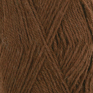 Alpaca Uni Colour - 403 - Medium Brown