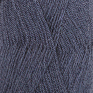 Alpaca Uni Colour - 6790 - Dark Blue