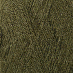 Alpaca Uni Colour - 7895 - Dark Green