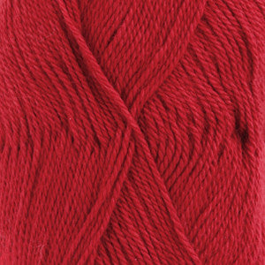 Babyalpaca Silk Uni Colour - 3609 - Red